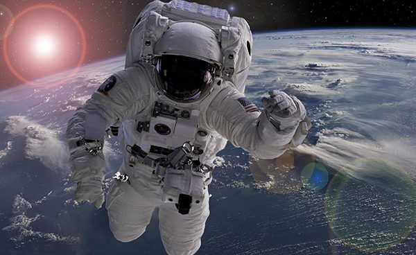 NASA taking astaxanthin to space