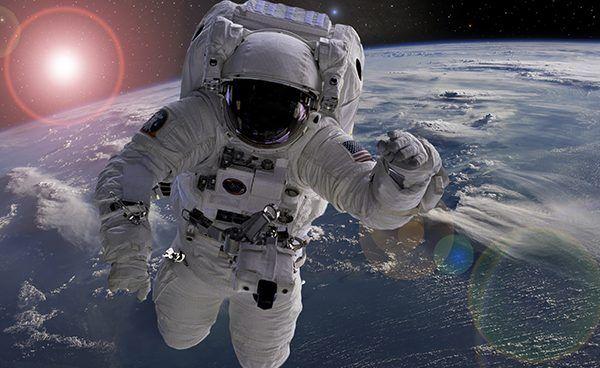 NASA taking astaxanthin to space